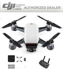 DJI Spark Drone Quadcopter White CPPT000731 and DJI Remote Controller