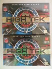 2015 TOPPS HIGH TEK FOOTBALL FACTORY SEALED HOBBY 2 BOX LOT