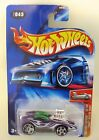 Hot Wheels TOONED SPLITTIN IMAGE First Editions 043 2004 PURPLE Diecast Car