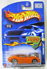 Hot Wheels OVERBORED 454 #214 2002 Diecast Tuned Sports Car