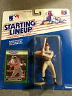 1989 Kenner Starting Lineup BROOK JACOBY INDIANS RARE MIP