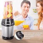 Portable High Speed Blender 9 Piece Ice Juice Shakes Smoothy Heavy Duty Kitchen
