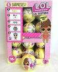 NEW Authentic SERIES 3 Confetti Pop LiL Little Sisters LOL Surprise DOLL 1 Ball