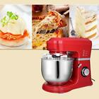 Red 40'' 5L 800W 6 Speed Multi-functional Stand Mixer Kitchen Mixing Cooking
