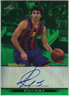 Ricky Rubio Rookie Cards and Autograph Memorabilia Guide 7