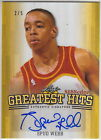 2016 Leaf Greatest Hits Basketball Cards 15