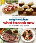 Weight Watchers What to Cook Now 300 Recipes for
