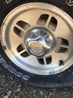 96 97 Ford Ranger 14x6 Aluminum Wheel W Center Cap