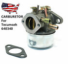 NEW Carburetor for Tecumseh 640340 OH195EA OH195EP OH195XA OH195XP Mowers Carb