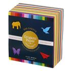 Origami Paper 500 Sheets Double Sided Colored Papers 6 Inch Square 20 Livel