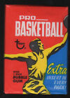 1971-72 topps basketball wax pack