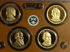 2011 US Mint 1 Presidential Coin Proof Set Struck DCam