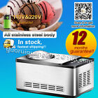 free DHL shipping,home use electric ice cream machine with mixer,laser button