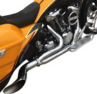 Covingtons Chrome Destroyer Motorcycle Exhaust 2018 Harley Davidson Touring FLHX