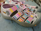 KEEN Newport sandals Size 6 youth womens 8 Multi color straps