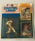 1990 Starting Lineup KEVIN MITCHELL San Francisco Giants w/rookie card