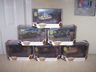 MATCHBOX MILITARY TANK COLLECTION COMPLETE DIORAMAS SET FACTORY SEALED MIB