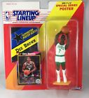 1992 Dee Brown NBA Starting Lineup Figure & Poster