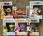 Funko Pop LOT #4 - Disney, Hanna-barbera, Marvel Chases And Exclusives!