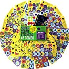 45 Sheet Scratch and Sniff Stickers For Kids Teachers Mega Variety Fun Pack New
