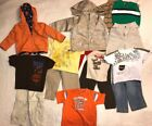 HUGE Lot Baby Boys Clothes 18 mos months 14 pc FALL WINTER Baby Q