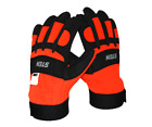 Stein chainsaw gloves ideal for Stihl & Husqvarna chainsaw users & tree surgeons