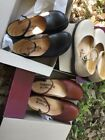 Footprints Mary Jane Shoes Three Pairs Size 37 Excellent Condition Made Germany