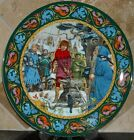 LEGENDS OF KING ARTHUR WEDGWOOD PLATES,SERIES OF 8,PRISTINE CONDITION