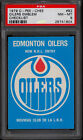 1979 80 OPC O PEE CHEE #82 EDMONTON OILERS NHL ENTRY PSA 8 NM-MT GRADED UNMARKED