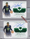 (2)2014-15 FLAWLESS TRANSITIONS AUTO: CARMELO ANTHONY #1 5+5 5 AUTOGRAPH 1 1 LOT