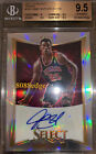 2012-13 SELECT PRIZMS RC AUTO #206: JIMMY BUTLER # 199 ROOKIE AUTOGRAPH BGS 9.5