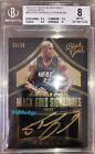 2015-16 BLACK GOLD AUTO: SHAQUILLE O'NEAL #56 60 ON CARD AUTOGRAPH
