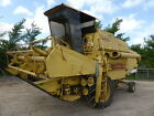 NEW HOLLAND 8040 COMBINE HARVESTER WITH 10FT HEADER USED LAST YEAR