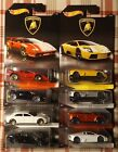Hot Wheels LOT Of 8 LAMBORGHINI Walmart Exclusive Full Set CLEAN FREE SHIPPING