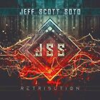 Jeff Scott Soto	Retribution CD ALBUM NEW (10THNOV)