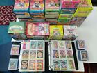 GARBAGE PAIL KIDS HUGE LOT COMPLETE SETS AND UNOPENED BOXES GPK 1985-PRESENT