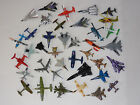 LOT of 38 Diecast  Plastic Aircraft Military Private Mixed Manufacturers