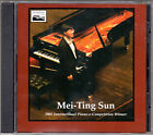 NEW Mei-Ting Sun 2002 International Piano-E-Competition Winner ~ Chopin [Compose