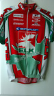 vintage Jacke Elk cycling jersey made in Italy mens medium full zipper