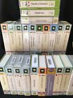 Provo Craft Cricut Die Cutting Cartridges Your Choice Gently Used Pre Owned