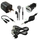 7pc NEW USB Cable+Car+Wall Charger for Sony Ericsson w518 w518a w760 w760a w800