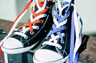 Mercury + Maia Flat Athletic Shoelaces 2 Pair Pack For Sneakers