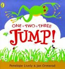 One Two Three Jump Picture Puffin by Lively Penelope Paperback Book The