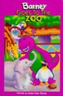 Barney Goes to the Zoo by Dowdy, Linda Cress Hardback Book The Fast Free