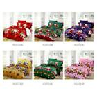 Christmas Duvet Cover Comforter Cover Bedding Set Twin Queen King Size New E1C9