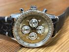 Breitling NAVITIMER Airborne Ref. D33030 Gents SS Patina Dial Automatic RARE