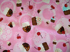 CUPCAKE CHERRY SWEETS CHEFS APRON BAKING BAR B Q COOKOUT GRILLING GREAT GIFT