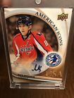 2012 Upper Deck National Card Day Alexander Ovechkin Autograph Impossible Pull