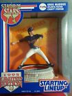 1995 Kenner Starting Lineup Stadium Stars GREG MADDUX FIGURE MIP MIB Braves