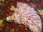 One Of A Kind Hand Sculpt Baby Doll Artist Nancy Woods #8 Sister of Bonnie Chyle